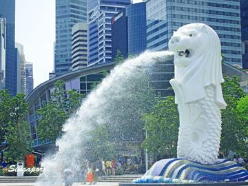 シンガポールマーライオン1.jpg